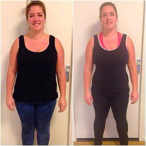 Linda Vogel 10 weken
